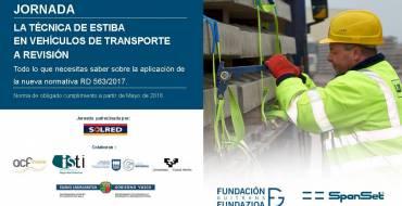 Jornada – La técnica de estiba en vehículos de transporte a revisión