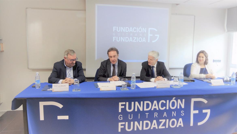 Acuerdos  de  colaboración  de  la  Fundación  GUITRANS  Fundazioa  para  impulsar  la  innovación  en  el  transporte