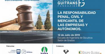 Jornada técnica: La responsabilidad penal, civil y mercantil de las empresas y autónomos